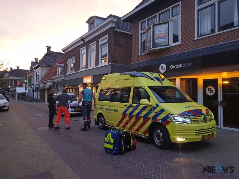 Photo of Man ernstig gewond na val van dak
