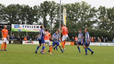 Photo of Winst voor vv Kollum in gezapige wedstrijd tegen sc Veenwouden