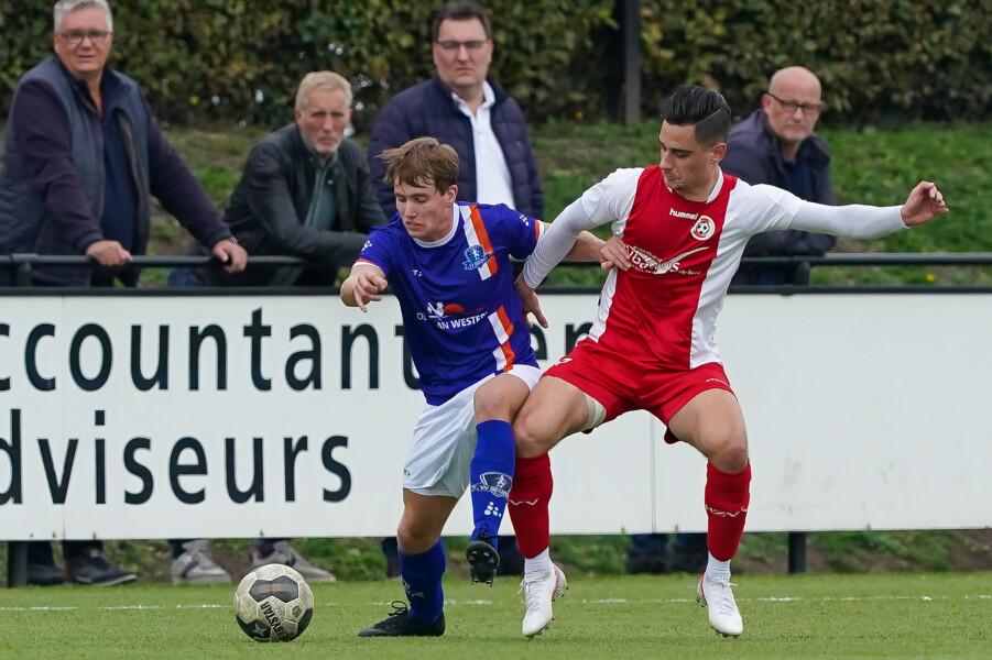 26-09-2020: Voetbal: HZVV v Buitenpost: Hoogeveen
