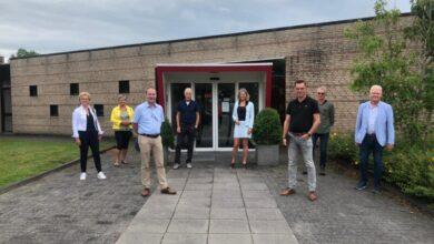 Photo of CDA fractie maakt kennis met nieuwe directeur SWA