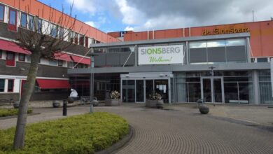 Photo of Spoedpost in Sionsberg begin 2021 open