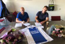 Photo of Nieuw voetbaltenue voor Lauwers dames