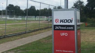 Photo of Kooi plaatst mobiele camerabeveiliging bij VV Kollum vanwege vernielingen