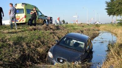 Photo of Bestuurder die vluchtte na ongeval was onder invloed en had geen rijbewijs
