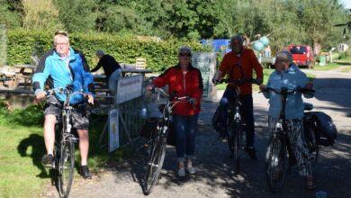 Photo of Zonnige fietstocht Rûntsje troch de Wâlden