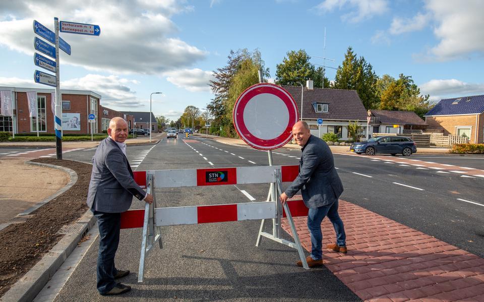 57_Groningerstraat Surhuisterveen eerder open dan gepland (1)