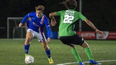 Photo of Buitenpost na penalty's uit KNVB Beker