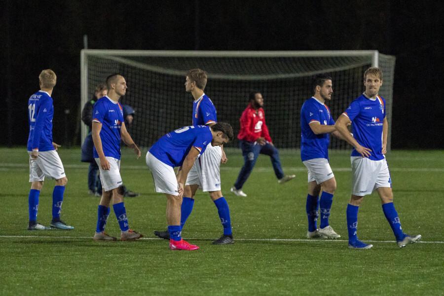 06-10-2020: Voetbal: Buitenpost v Capelle: Buitenpost