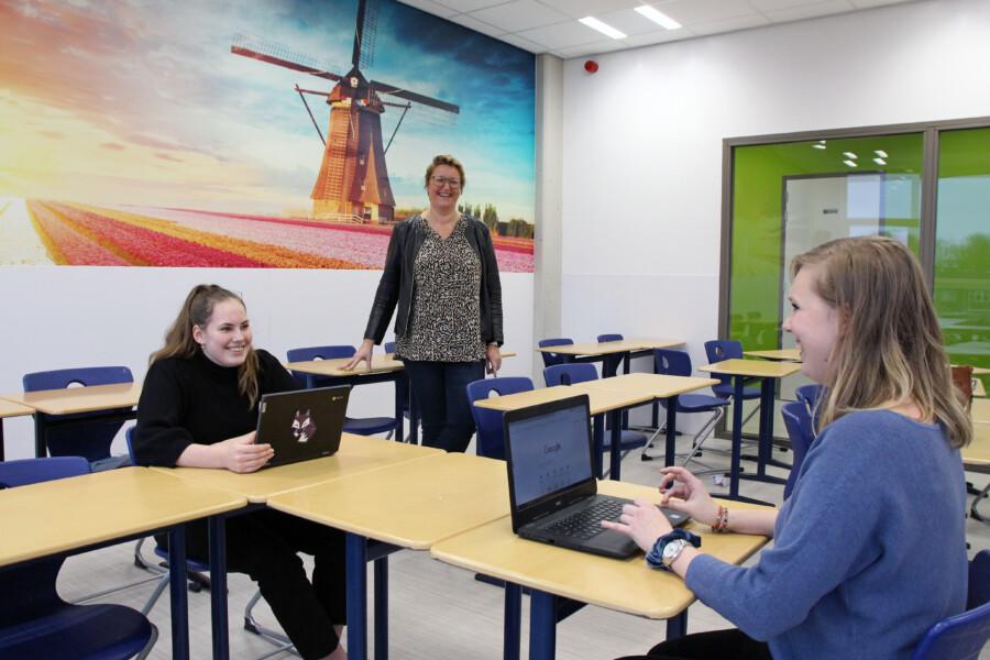 LC Kollum coachgesprek Wierstra-Kooistra-De Vries